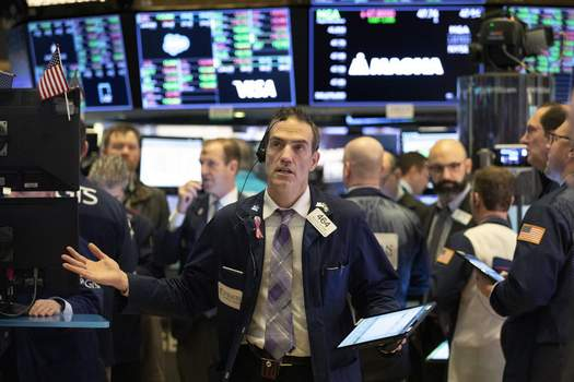 Financial Markets Wall Street Associated Press