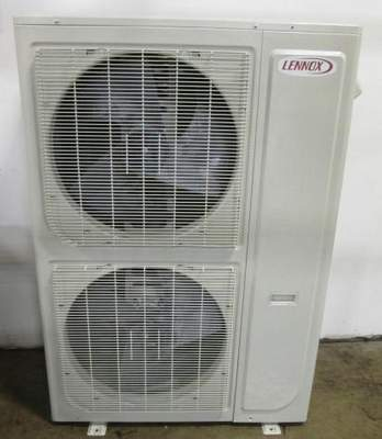 Recalled Lennox ductless heat pumps- MPA048S4S MPA048S4M.