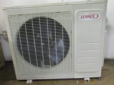 Recalled Lennox ductless heat pumps- MPA018S4M.