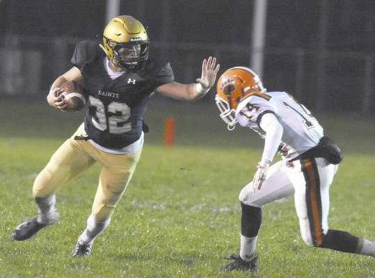 File Bishop Dwenger wide receiver Griffin Eifert committed Monday to Notre Dame as a preferred walk-on.