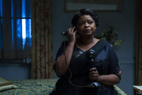 This image released by Netflix shows Octavia Spencer in a scene from