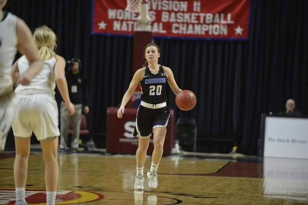 Saint Francis Athletics  COVID-19 cost Saint Francis' Savannah Buck a chance to savor her final game with her assistant-coach father.
