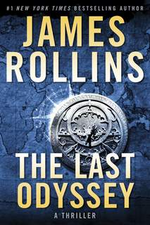 Book Review - The Last Odyssey This cover image released by William Morrow shows