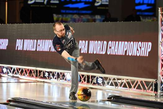 Courtesy EJ Tackett, 27, says he plans to take some time away from bowling during the PBA Tour's unexpected hiatus. Tackett has 13 career titles, including a pair of majors.