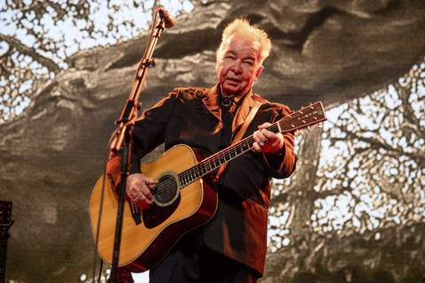 People-John Prine FILE - This June 15, 2019 file photo shows John Prine performing at the Bonnaroo Music and Arts Festival in Manchester, Tenn. (Photo by Amy Harris/Invision/AP, File) (Amy Harris INVL)