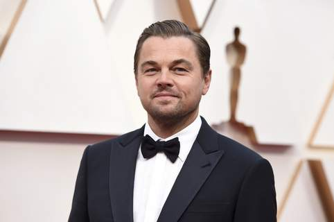 People Leonardo DiCaprio FILE - In this Feb. 9, 2020, file photo, Leonardo DiCaprio arrives at the Oscars in Los Angeles. (Photo by Jordan Strauss/Invision/AP, File) (Jordan Strauss INVL)