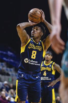NBA Entertainment/Getty Images Daxter Miles Jr. upped his scoring by more than four points per game this season and could have more if not for the new  rule on free throws as he only made 55.8% of them.