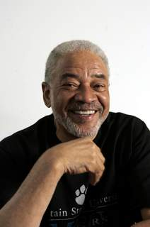 """Obit Bill Withers Associated Press  Bill Withers, who wrote and sang such hits as """"Lean on Me"""" and """"Ain't No Sunshine,"""" died Monday at age 81. (Reed SaxonSTF)"""