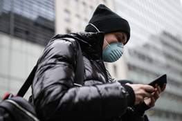 Virus Outbreak New York Associated Press