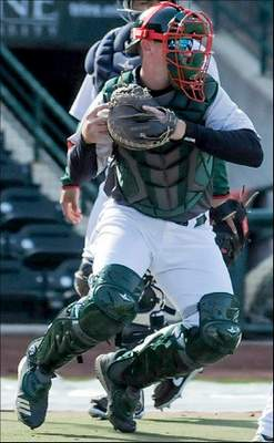 Rachel Von Stroup   The Journal Gazette Former TinCaps catcher Blake Hunt is one of scores of players who have seen their dreams of making the majors put on hold.