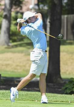 File photo  Patrick Allgeier, the 2019 city champion, plays at Pine Valley Country Club.
