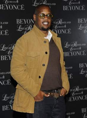 In this Nov. 20, 2011 file photo, Andre Harrell attends a special screening of
