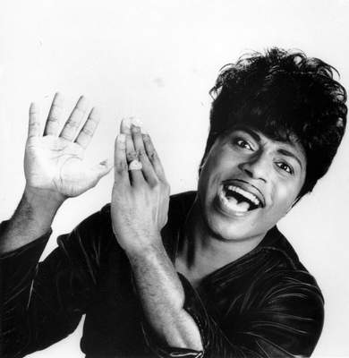 This 1966 file photo shows Little Richard. (AP Photo, File)