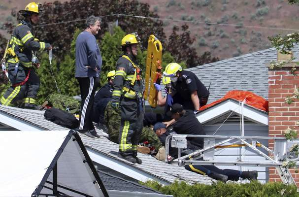 Canadian Press via AP