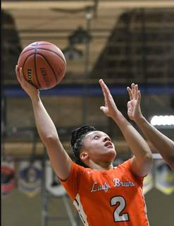 Courtesy Northrop senior Destiny Jackson has decided she will play college basketball for the San Jose State Spartans.