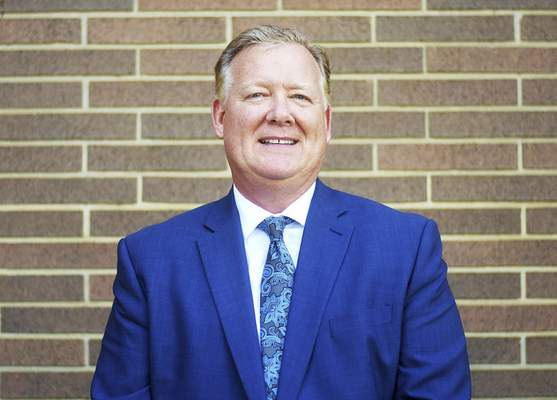 Katie Fyfe | The Journal Gazette Dr. Mark Daniel is selected to be the next Fort Wayne Community Schools Superintendent on Tuesday, May 26th, 2020.