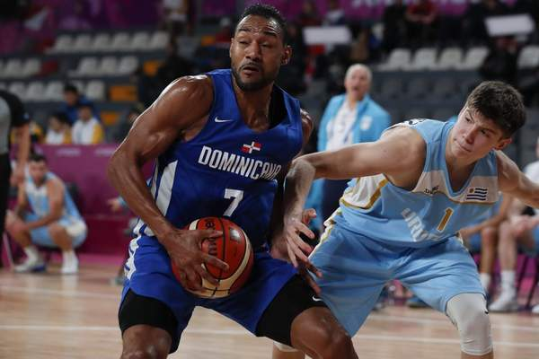 Associated Press  Former Mad Ants player Sadiel Rojas played for the Dominican Republic during last year's Pan American Games.