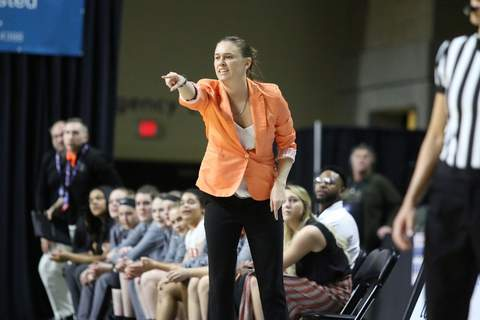 Courtesy Indiana Tech Athletics Jessie Biggs takes over as athletic director at Indiana Tech this summer.