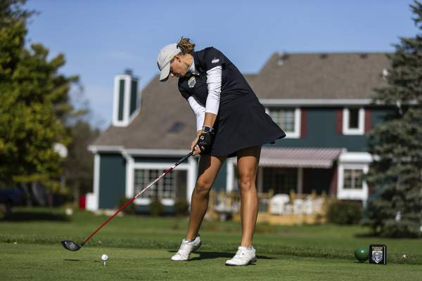 Josh Gales | Purdue Fort Wayne Emma Schroeder, a Homestead graduate, had a stroke average of 79.6 over 15 rounds last season for Purdue Fort Wayne – the third-best average for a sophomore in program history.