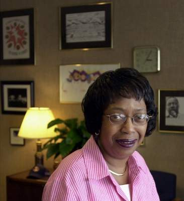 File  Wendy Robinson, soon to be superintendent of Fort Wayne Community Schools, goes to work this week.