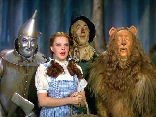 """Turner Entertainment Co. """"The Wizard of Oz"""" will be shown today through Sunday at ABCinema in Decatur."""