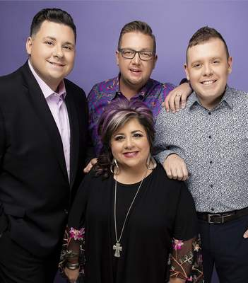 Courtesy The Perrys will perform Saturday at The Gospel Barn in Bluffton.