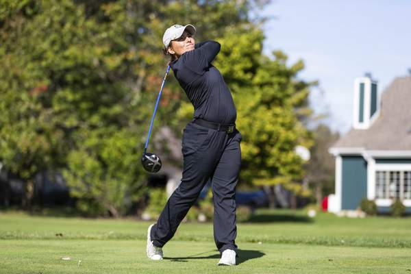 Courtesy PFW athletics PFW golfer Linnzie Richner has decided to play one more season with the team.