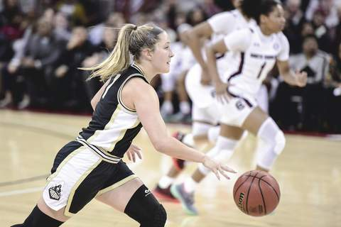 Purdue South Carolina Basketball Associated Press