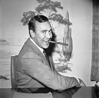 Obit Carl Reiner Associated Press: In this May 25, 1967 file photo writer-comedian Carl Reiner poses in his new hairpiece in Los Angeles. Reiner, the ingenious and versatile writer, actor and director who broke through as a