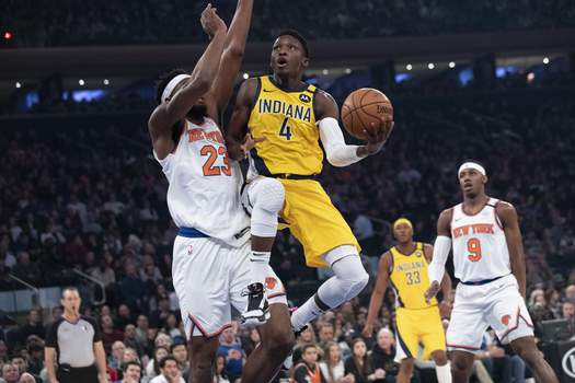 Sports Virus Outbreak The Latest Basketball Associated Press  Pacers guard Victor Oladipo will not join the team in Florida, he announced Friday. (Mary AltafferSTF)