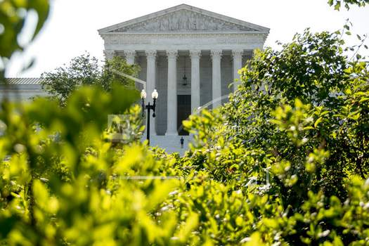 Supreme Court Associated Press: The Supreme Court ruled today on two cases in which President Donald Trump sought to keep his financial records private.