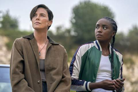 Film Review - The Old Guard Netflix