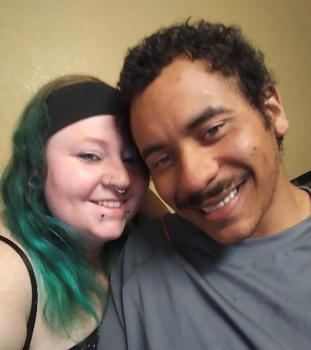 Courtesy Fort Wayne police are seeking Jessica Sexton, left, and Jeremiah G. Stevenson, right, in connection with the shooting death of Jean Emmanuel Duperat.