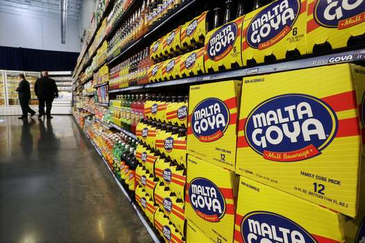 Goya-Trump Backlash Associated Press photos