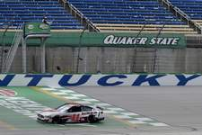 NASCAR Cup Series Kentucky Auto Racing Associated Press
