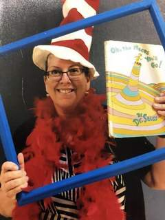 Courtesy Lindley Elementary School teacherElizabeth Pensinger was nominated for Teacher Honor Rollby a parent impressed with her outreach during the coronavirus pandemic.
