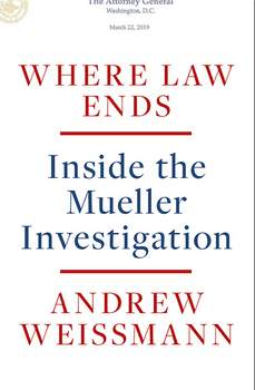 Books Mueller Investigation This photo provided by Random House shows the cover of Andrew Weissmann's