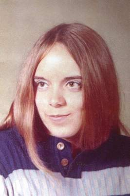 Beth Clauser, shown here in a high school photo, began working in General Electric's building 26 as a junior. She worked for Aramark, serving dinner to second-shift GE workers in the cafeteria. Submitted photo