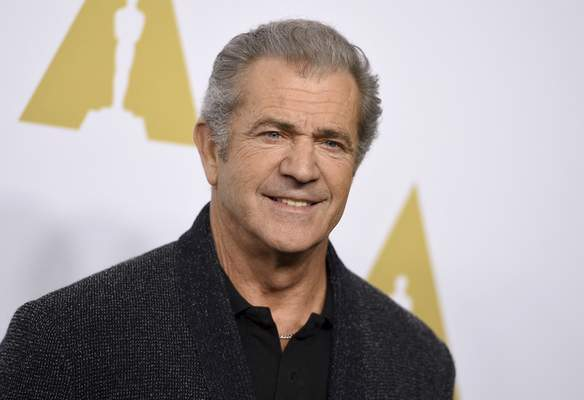 "FILE - Mel Gibson arrives at the 89th Academy Awards Nominees Luncheon in Beverly Hills, Calif. on Feb. 6, 2017. Gibson spent a week in a Los Angeles hospital in April after testing positive for COVID-19, his representative said Friday. The 64-year-old actor and director has since completely recovered and is doing ""great"" according to the rep. He also said Gibson has tested negative ""numerous times"" since then. Gibson is the latest in a long string of high profile figures to go public with their coronavirus diagnoses and recoveries including Tom Hanks, Rita Wilson, George Stephanopoulos and the singer Pink. (Photo by Jordan Strauss/Invision/AP, File)"