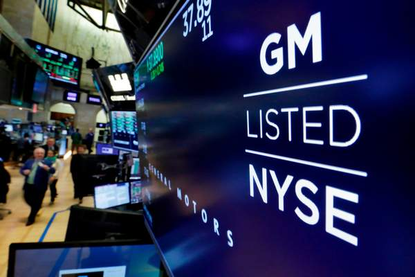 Associated Press  General Motors  lost $806 million during the second quarter despite plants reopening.