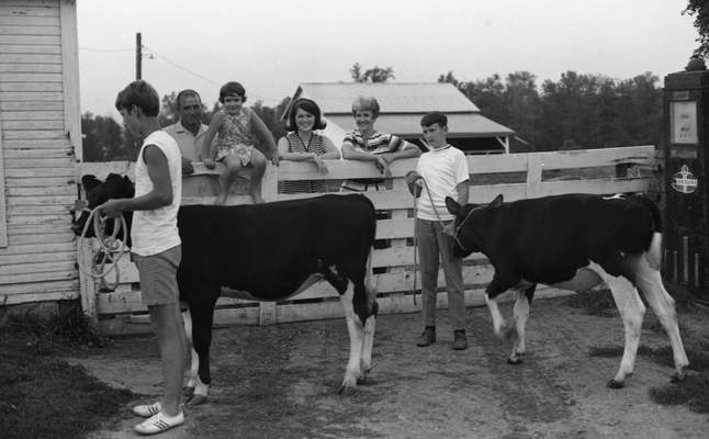 File  In the final week of July 1970, the Yoders ofTonkle Road were among more than 1,000 Allen County families preparing for the 4-H fair, which was planned for that weekend at Memorial Coliseum.