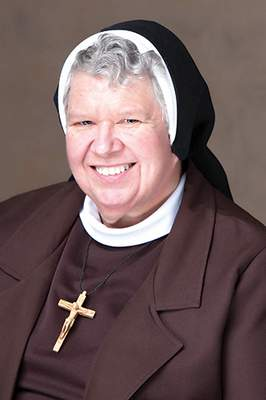 Sister Victoria Marie Indyk, 69