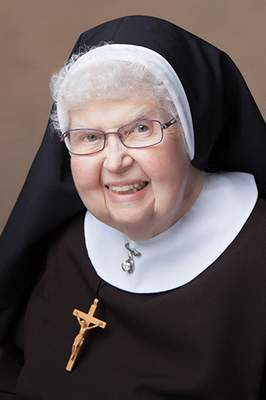 Sister Mary Estelle Printz, 95