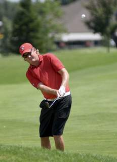 File In a wide-open field at the Men's City Championship, Joe Hayden is one of the favorites. He was the runner-up in 2013 and has three third-place finishes in the event. (Samuel Hoffman)