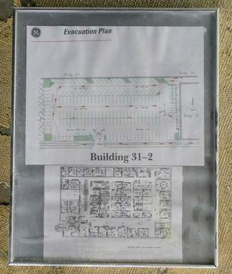 Michelle Davies | The Journal Gazette The floor plan for the STEAM School planned at the Electric Works campus, top, along with the floor plan of the original space.