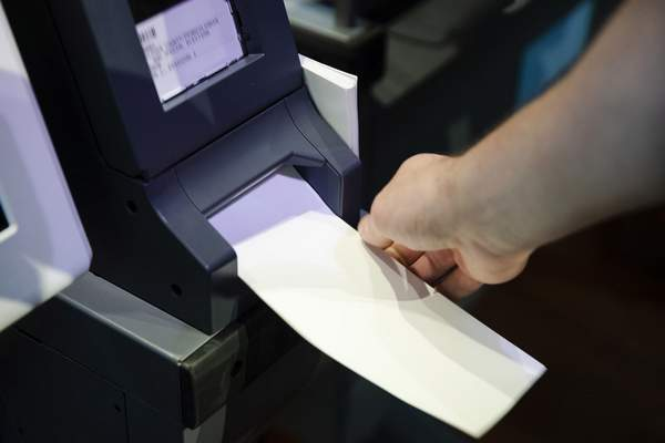 Associated Press  Fresh signs are emerging that the nation's electoral system is under renewed attack by foreign adversaries ahead of the November election.