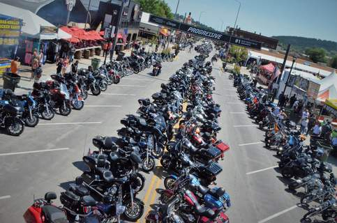 Virus Outbreak Sturgis Rally Associated Press