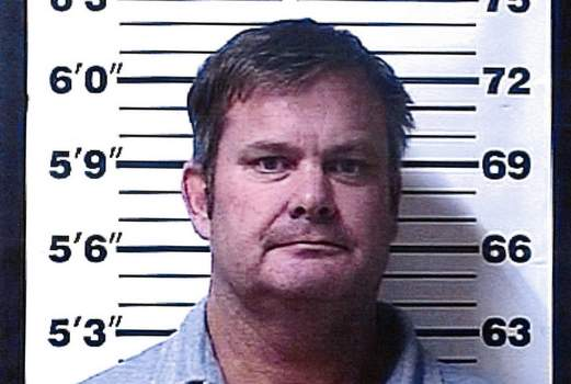 Missing Kids-Idaho FILE - This file booking photo provided by the Rexburg (Idaho) Police Department shows Chad Daybell, who was arrested June 9, 2020. (Rexburg Police Department via AP, File) (HOGP)