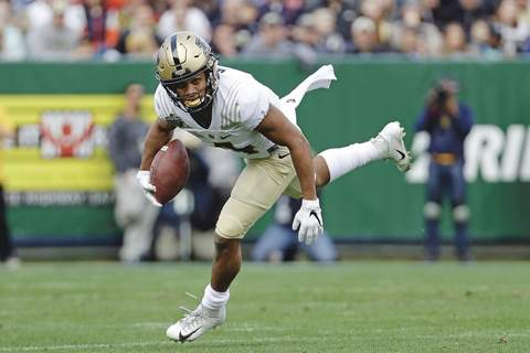 All-America Watch Moore Football Associated Press