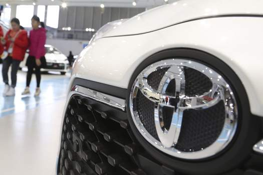 Japan Earns Toyota Associated Press  Toyota Motor Corp. said its April-June profit plunged 74% as the pandemic crushed vehicle sales to about half of what the Japanese automaker sold the previous year. (Koji SasaharaSTF)
